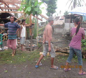 rehabilitation after typhoon sendong News and press release from government of the philippines, published 04 sep  2014.