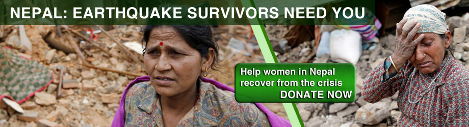 Donate through Global Fund for Women