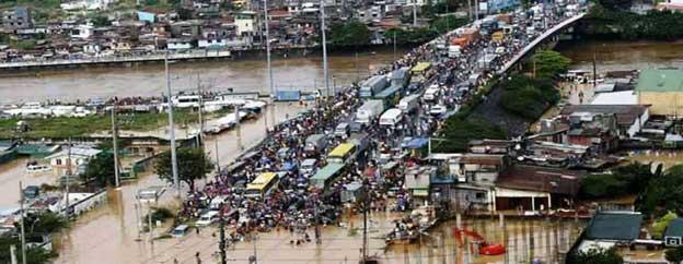 Cagayan de Oro Carmen Bridge Sendong