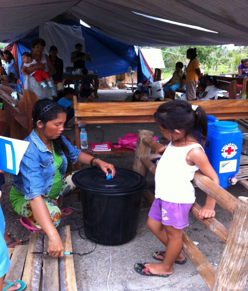 Recovering & Moving Forward: Women in Haiyan-affected ...