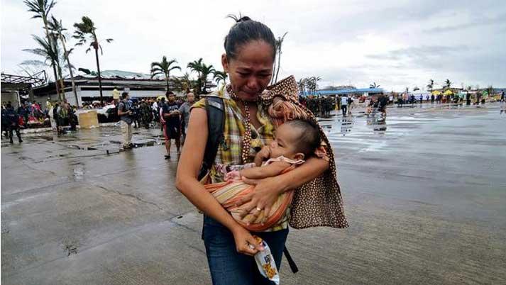 Yolanda Typhoon Victim